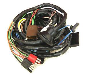 c12 1967 mercury dash panel to headlight wiring harness standard ebay
