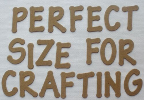 die cut letters die cut chip board letters collection on ebay 21364 | s l500