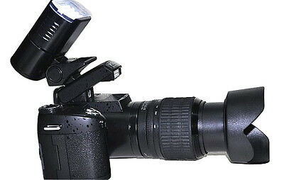 HD Digital Video Camera Camcorder Long-Focus Wide Angle 21X Telephoto Lens