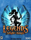 Legends Of Might And Magic (PC, 2001, DVD-Box)