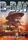 British Campaigns: D-Day - The Secret Battle (DVD, 2004)