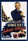 Johnny Allegro (DVD, 2010)