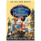 The Three Musketeers (DVD, 2004)