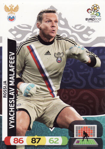 Adrenalyn XL Euro 2012 Russia Rossija Cards Pick Your Own From List