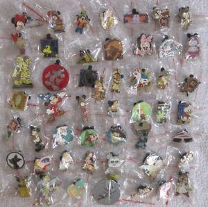 Disney-Trading-Pins-Lot-50-All-Tradable-No-Duplicates
