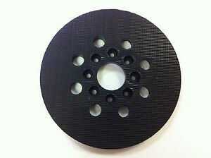 bosch rubber backing pad for pex 220 pex 220 a pex 220 ae pex220 2609000750 ebay. Black Bedroom Furniture Sets. Home Design Ideas