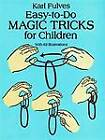Easy-to-Do Magic Tricks for Children by Karl Fulves (Paperback, 2003)