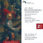 Johann Sebastian Bach - Bach: Brandenburg Concertos (1997)