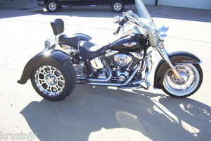 Cass-County-Choppers-Harley-Davidson-Soft-Tail-Trike-Conversion-Kit-Inc-Swingarm