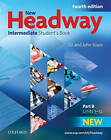 New Headway: Intermediate B1: Student's Book B: The World's Most Trusted English Course: Intermediate level: Students Book B by Oxford University Press (Paperback, 2009)