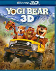 Yogi Bear (Blu-ray/DVD, 2011, 3-Disc Set, Includes Digital Copy 3D)