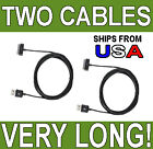 2 X 10ft Long USB Cable Charger Cord Apple Iphone 3g 4g