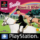 Barbie: Race & Ride (Sony PlayStation 1, 1999)