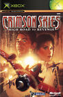 Crimson Skies: High Road To Revenge (Microsoft Xbox, 2003, DVD-Box)