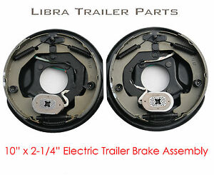 New-10-x-2-1-4-electric-trailer-brake-assembly-pair-for-3-500-lbs-axle-21003