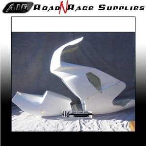 FZR600R-YZF-600-750-A16-RACE-FAIRING-SEAT-New-Bodywork-with-Dzus-Fitted