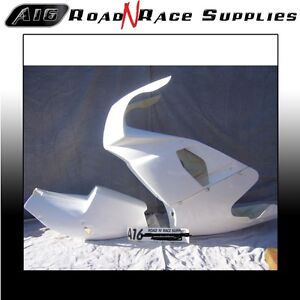 Yamaha-FZR600R-YZF-600-750-A16-RACE-FAIRING-amp-SEAT-Bodywork-with-Dzus-Fitted