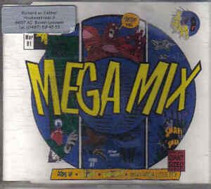 Snap-Megamix-cd-maxi-single