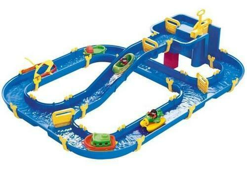 Big Water play Niagara Canal Water ways playset Simba Smoby Toys
