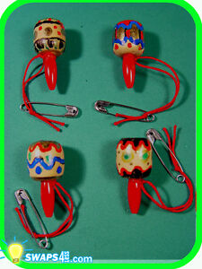 mexico maracas girl scout or boy scout swaps craft