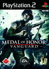 Medal Of Honor: Vanguard (Sony PlayStation 2, 2007, DVD-Box)