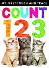 My First Touch and Trace: Count 123 by Little Tiger Press (Novelty book, 2013)