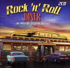 Rock 'N' Roll Diner [2011] by Various Artists (CD, Nov-2011)