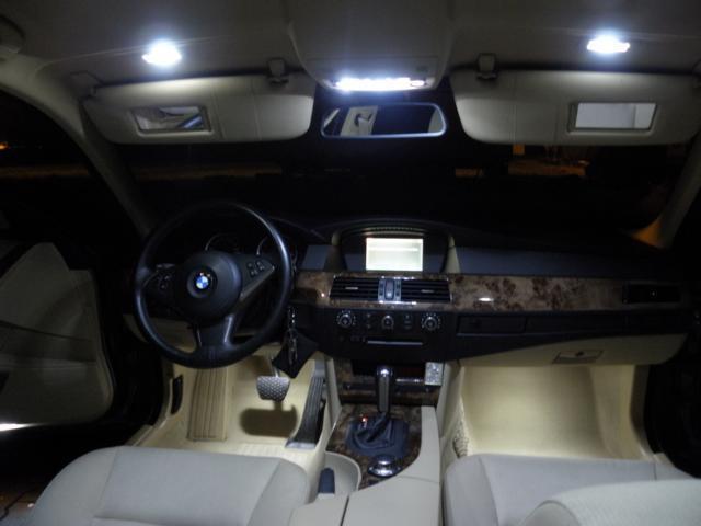 Xenon LED SMD Innenraumbeleuchtung Skoda Superb II 2 Kombi Weiß 7000K
