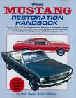 Mustang Restoration Handbook by Don Taylor (Paperback, 1987)