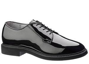 MEN-039-S-BLACK-HIGH-GLOSS-OXFORD-SHOE-Retail-100-100-positive-reviews