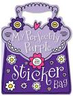My Perfectly Purple Sticker Bag by Gabrielle Mercer (Paperback, 2012)