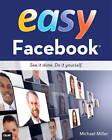 Easy Facebook by Michael Miller (Paperback, 2012)