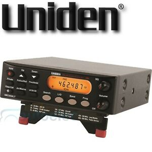 UNIDEN-UBC355XLT-BEARCAT-SCANNER-NEW-CFA-FIRE-POLICE-AMBULANCE-RADIO-DESKTOP
