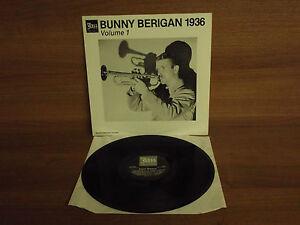 Bunny-Berigan-1936-Volume-1-Vinyl-Album-Jazz-Information-CAH-3000
