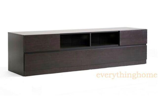 Credenza Dark Brown : Tv stands collection on ebay!