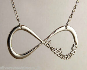 ONE-DIRECTION-STEEL-NECKLACE-DIRECTIONER-INFINITY-PENDANT-COLLIER-COLLAR-1D