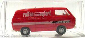 VW-Bus-T3-Modell-Wiking-1-87-H0-Reifen-Seyfert-NEU