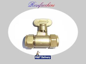 10mm-Shut-On-Off-Gas-Tap-Isolator-Manifold-Brass-Water-Oil-Air-Liquid-Lpg