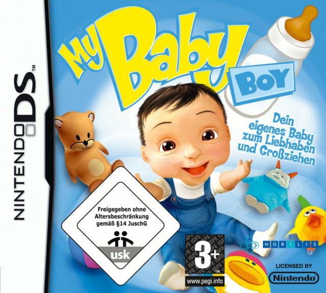 My Baby Boy (Nintendo DS, 2008)