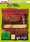 Total War: Rome - Gold Edition (PC, 2010, DVD-Box)