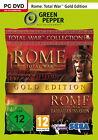 Total War: Rome - Gold Edition (PC, 2010, DVD-Box)