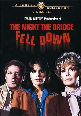 The Night the Bridge Fell Down DVD, 2010, 2-Disc Set Irwin Allen James MacArthur