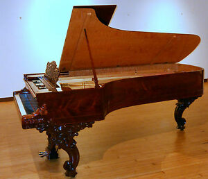 Steinway-Centennial-Grand-Piano-ONE-of-the-FOUR-real-ones-and-only-playable