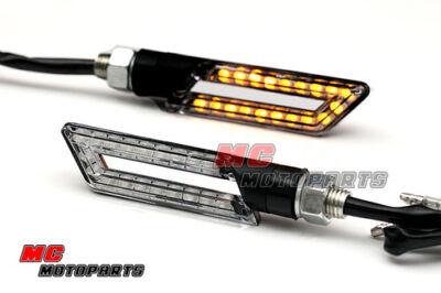 """Vader"" Ultra LED Turn Signal Indicator Light Ducati Monster 620 750 S 1000 1100"