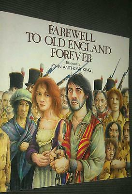 Farewell to Old England Forever by John Anthony King in Australia  0006623271