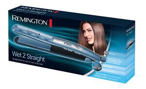 REMINGTON-WET-2-STRAIGHT-HAIR-STRAIGHTENER-S7200-BRAND-NEW-SEALED