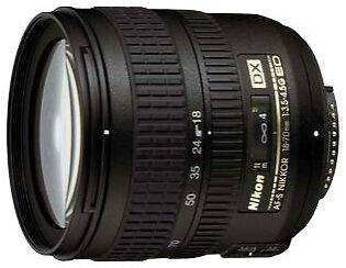 Superb Condition Nikon DX Zoom Nikkor 18-70mm AF-S IF G ED Lens + Warranty