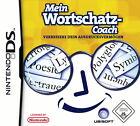Mein Wortschatz-Coach - Verbessere dein Ausdrucksvermögen (Nintendo DS, 2008)