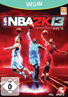 NBA 2K13 (Nintendo Wii U, 2012, DVD-Box)