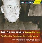 Rodion Shchedrin - : Parade à la russe (2007)